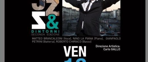 Matteo Brancaleoni 4tet a Trani