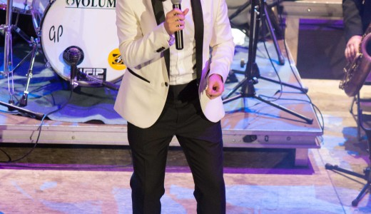 L'Italian Crooner Matteo Brancaleoni
